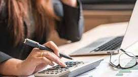 URGENT HIRING AVAILABLE FOR ACCOUNTANT OPERATOR IN BANKING.