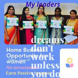 Women empowerment @ work from home only for ladies