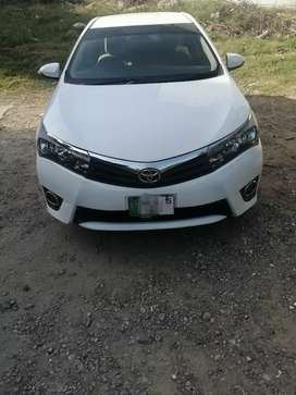 Toyota corolla altis 1.6 home used