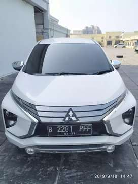 Mitsubishi xpander ultimate at 2018 km 14 rb