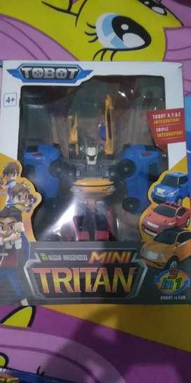 Mainan Tritan&nerf tembak kokan