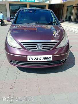 Tata Manza Elan Safire BS-IV, 2011, Diesel