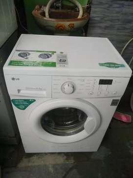 LG front load automatic washing machine