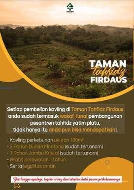 Tanah Kavling Strategis  ,Tanah Kavling Murah, Tanah Kavling Produktif