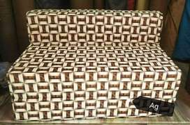 Sofa cum bed at affordable prices. Starting at 2850 size 3 by 6