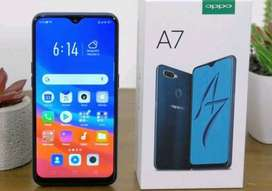 brand new oppo A7 4/64 available on best price