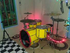 Drum yamaha stage custom