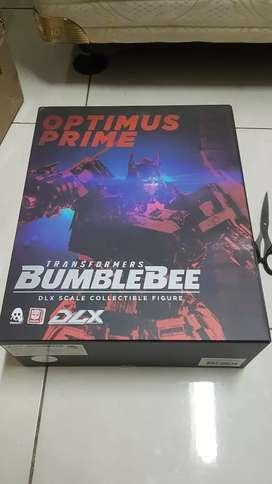 3A Optimus Prime (BumbleBee Movie) DLX Scale Hasbro