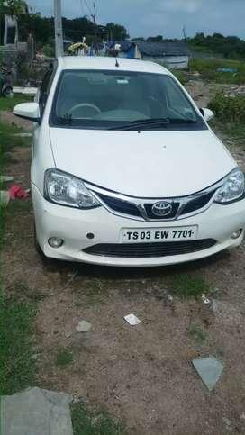 Urgent Sale Toyota Etios VD