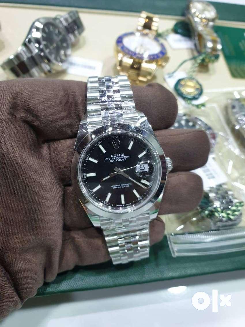 Rolex Milgaus, Patek, Audemars, Vacheron, Omega Watch