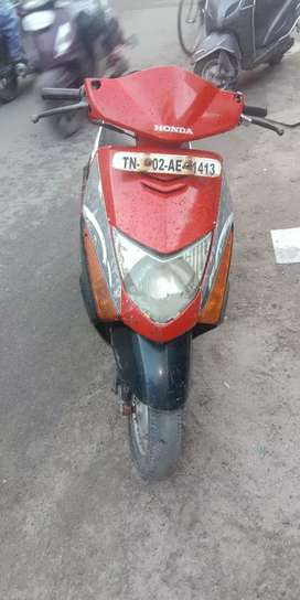 Dio 2002 single owner need to start 6 month not used 5000