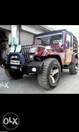 Jeep willys mahindra bolero Di engine power