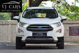 Ford Ecosport EcoSport Titanium 1.5 Ti VCT Automatic, 2020, Petrol