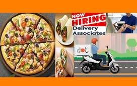 FOOD DELIVERY JOB HURRY!!!