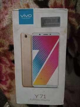 Vivo y71 like new phone