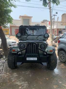 2012 model Thar crde 4x4 fully modified
