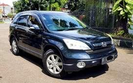 Honda CR-V 2.4 th 2008 siap pakai nyaman
