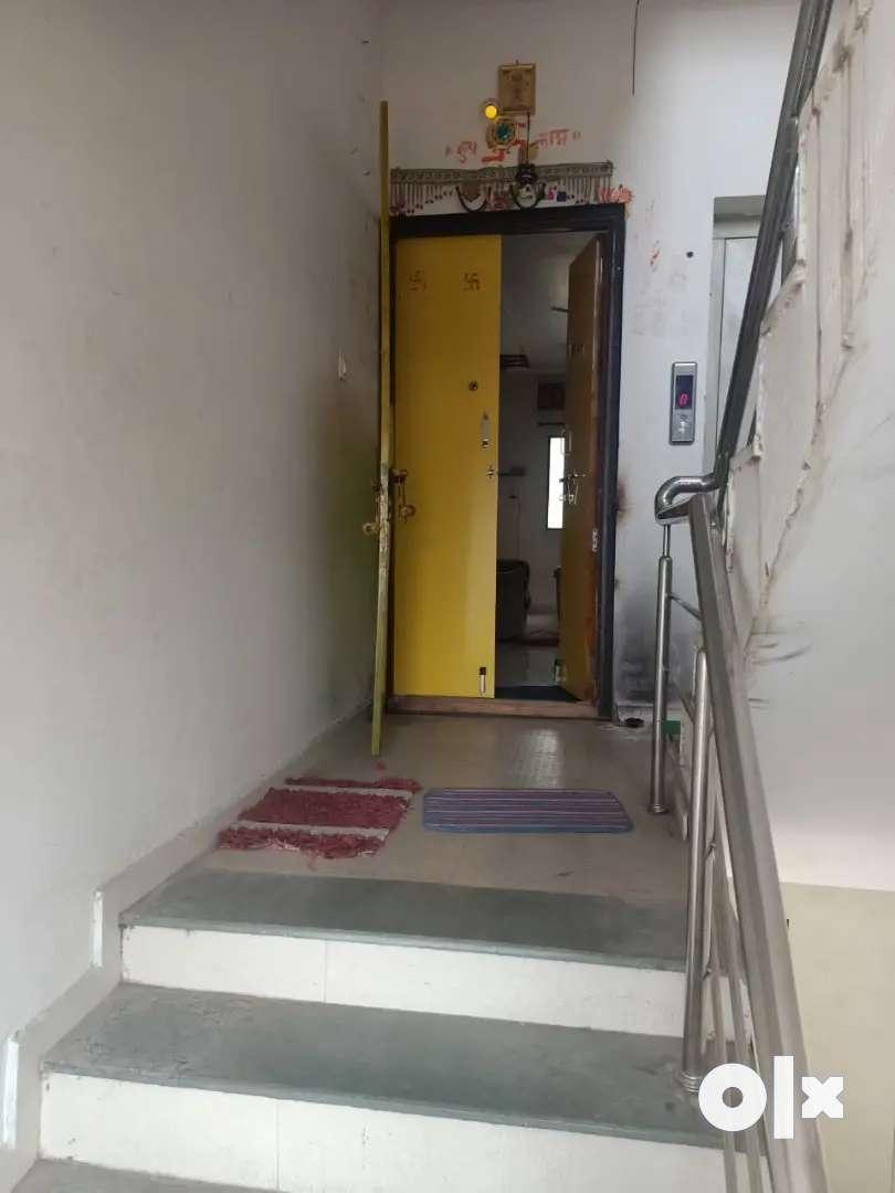 1st floor,New flat, ample parking, 24 hrs water, Ayodhya nagar,Nagpur