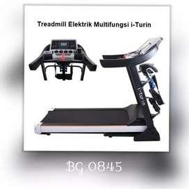 Treadmill Elektrik i Turin // Oswald AX 18C75