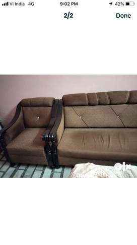 5 seater sofa 6 month old
