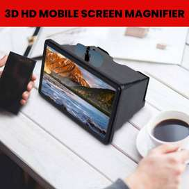 3D MOBILE SCREEN MAGNIFIER 8.5 INCH HD