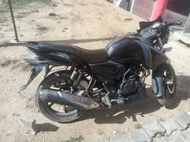 Good condition RTR 160