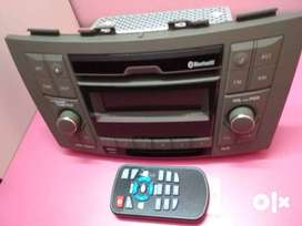 Audio Music system with Bluetooth for Ertiga [2015-2018]