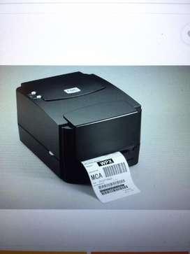 Barcode printer TSC multifunction printer