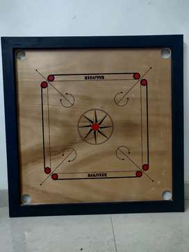 Carrom board  new one 33 inch 6 mm plywood for sale