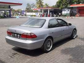 Murmer! Honda Accord 2001 Plat B 2.4 VTI-L pajak Off 3 Tahun Orisinil