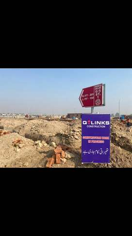 Flat For Sell at Bahria Orchard Block G5