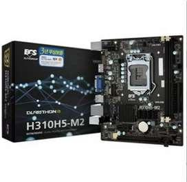 Motherboard ECS H310H5-M2 Socket 1151 Ddr4 Gen 8