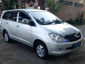 Innova Diesel 2008 type E plus G Manual