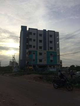 Residential furnished 3BHK for sale ongole