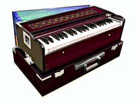 Learn Harmonium at Basic And Pro level