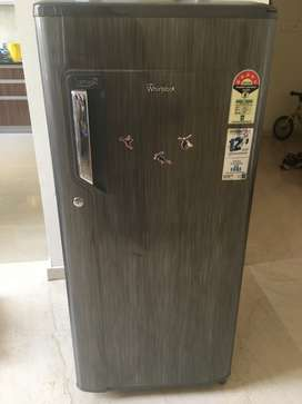 Whirlpool 190l 5 Star, Ice Magic, Direct cool, Single door fridge