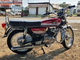 Rx100 new bike