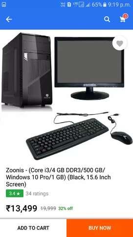 #Need pc monitor set