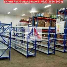Distributor Rak KNockdown Medium Duty Siap Pasang Harga Pabrik