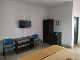 Terima Kost full furnished bs harian/bulanan