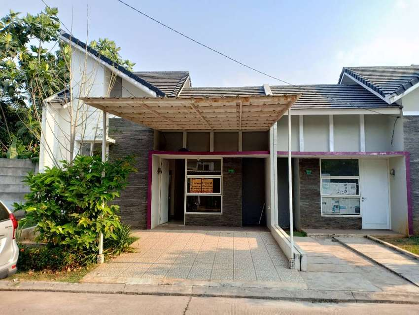 Rumah murah meriah di Serpong Garden, Green Hill, cuma 700 jt an