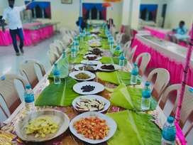 Catering service and odc