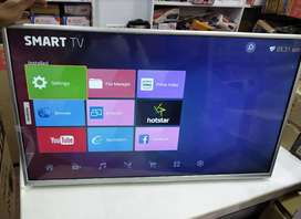 """Brand new 50"""" Smart led with year warranty"""