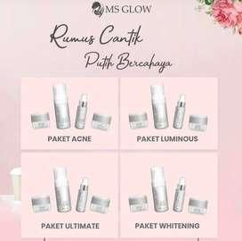 Paket Wajah MS Glow