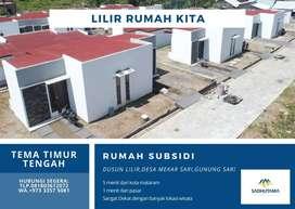 Rumah subsidi lombok