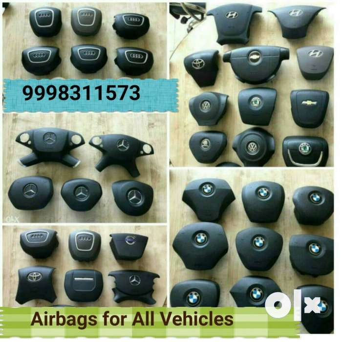 Gandhidham All Vehicle Airbags Steering and 0