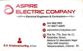 Electrical site Engineer