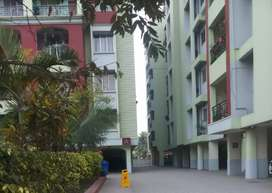 Used road side 3bhk flat at jatia near ganes mandir