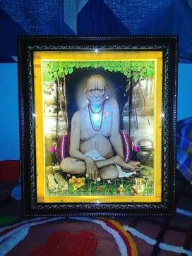 Beautiful frame of swami swarth