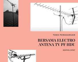 Harga pasang sinyal antena tv terdekat pontang